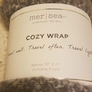 Mer Sea Cozy Wrap